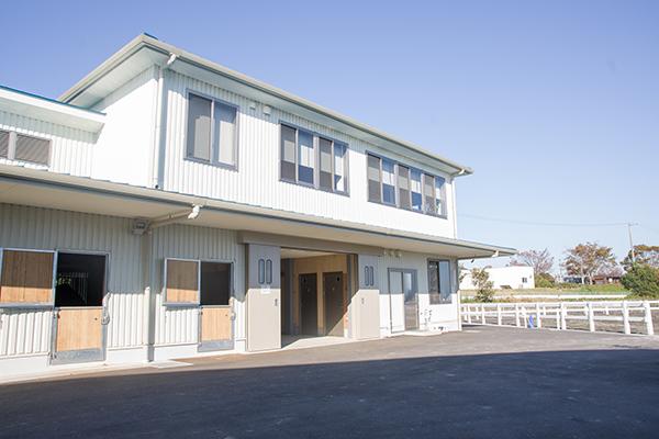 牧之原乗馬クラブの施設